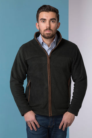 Mens Huggate Fleece Jacket