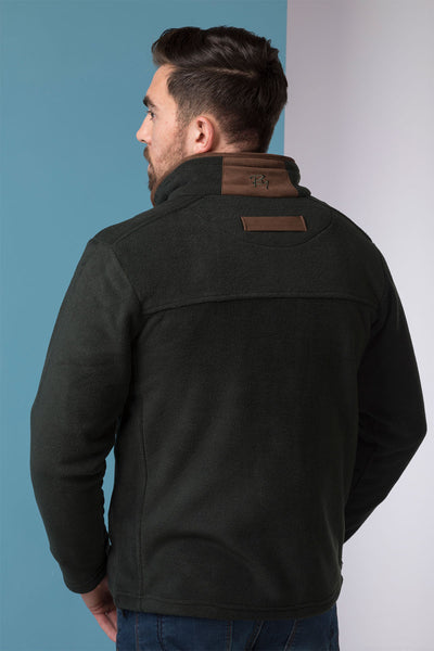 Forest - Men's Huggate Fleece Jacket