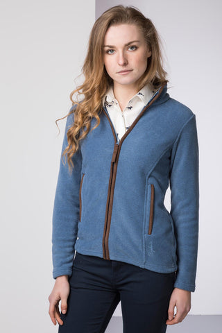 Ladies Huggate Fleece Jacket