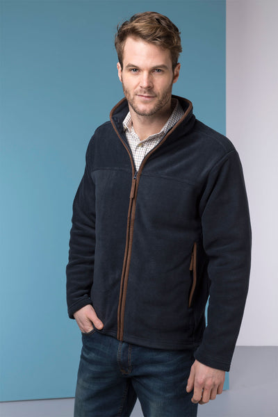 Navy - Men's Huggate Jacket