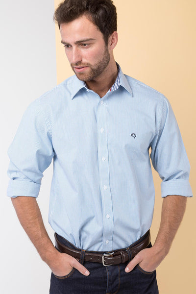 Jacob - Mens Classic Oxford Cotton Shirts