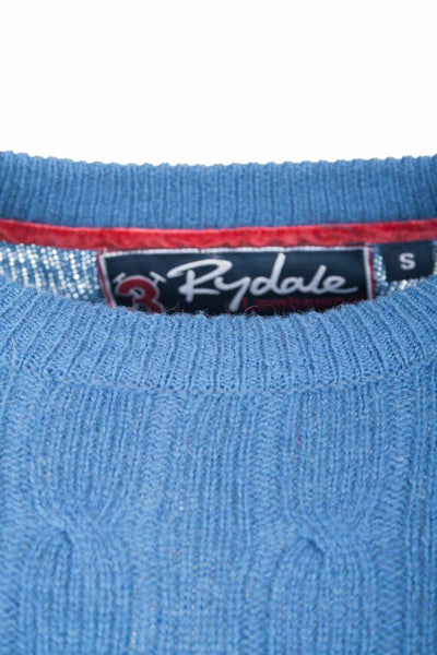 Jblue - Rydale UK Crew Neck Cable Knit Sweater