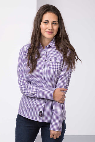 Hannah Country Check Shirt - Jessica
