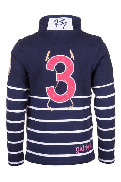 Navy - Junior Etton Sweatshirt