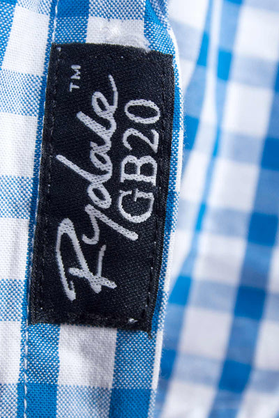 Josh Check - Boys Rydale Shirts