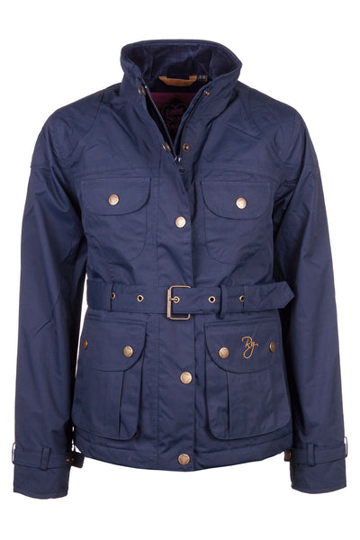 Navy - Junior Biker Babe Jacket