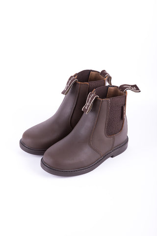 Brown - Junior Country Boots