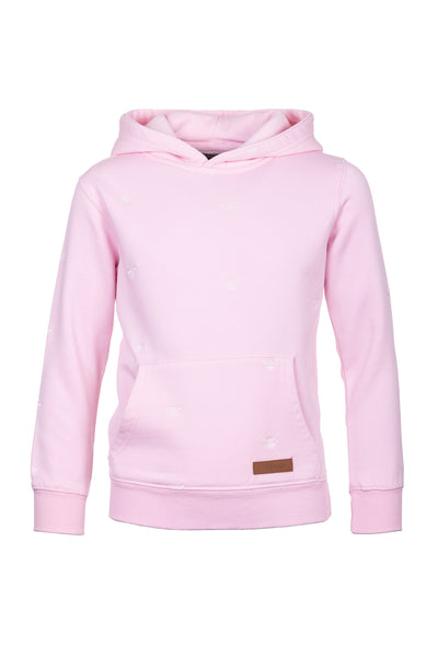 Sorbet - Junior Emily Embroidered Hoody