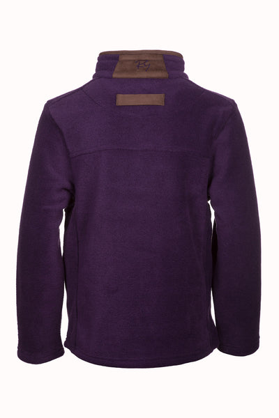 Amethyst - Junior Huggate Overhead Fleece