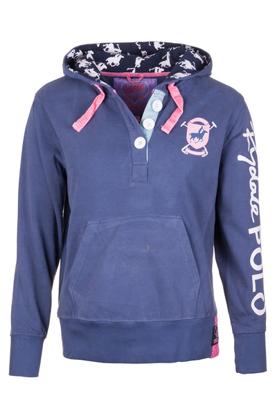 Jblue - Girls Legacy Polo Club Hoody