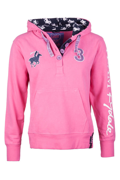 Pinky - Girls Legacy No3 Hoody