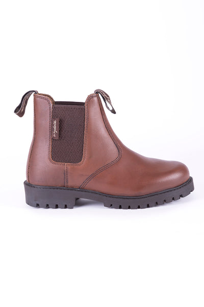 Brown - Junior Market Boots