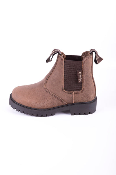 Vintage Brown - Junior Market Boots