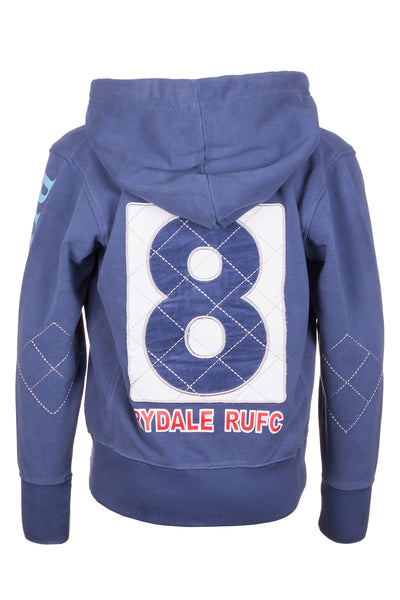 Jblue - Rugby Patch Hoody