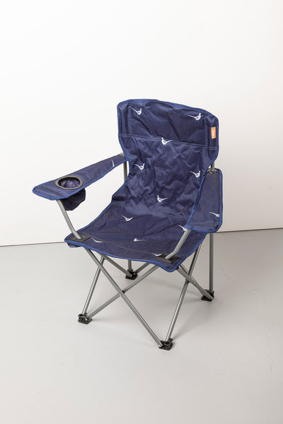 Junior Patterned Camping Chair
