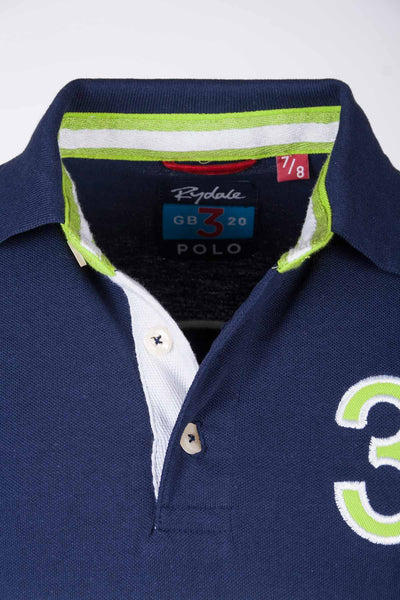 Navy - 2016 Boys Beadlam Polo