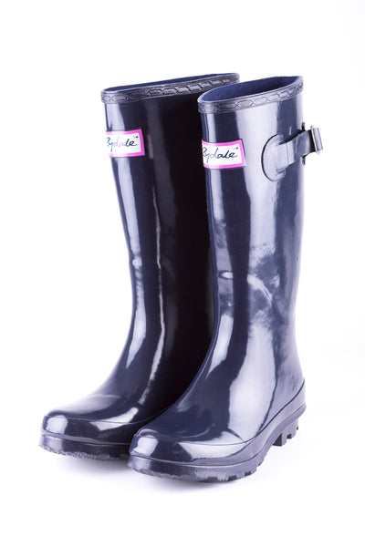 Navy - Junior Ripon II Wellingtons