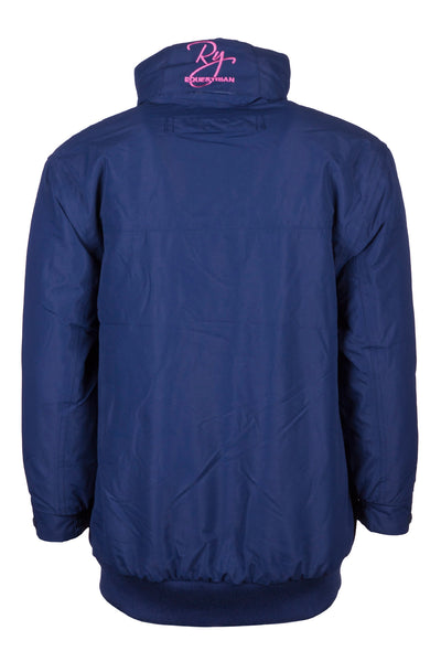 Navy - Junior Ripon II Polo Jacket