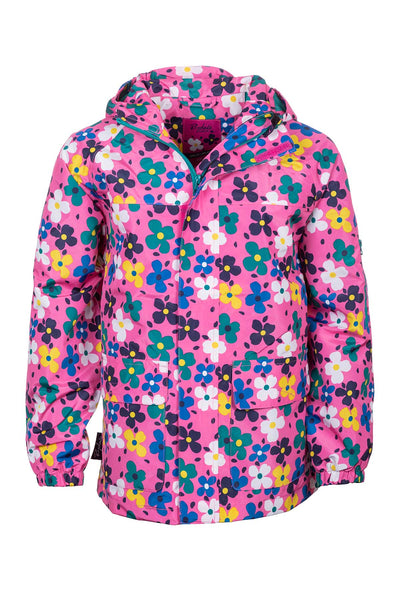 Petal Pink - Junior Splash Jacket