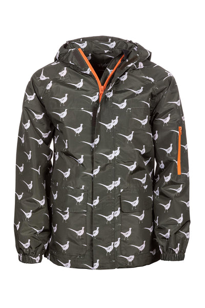 Pheasant Olive - Junior Splash Jacket