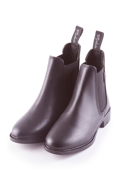 Black - Junior Thirsk Jodhpur Boots