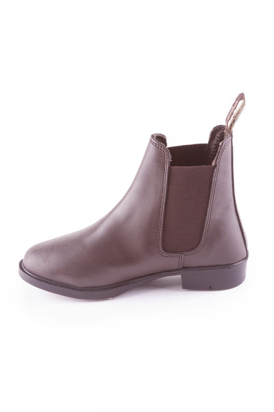 Brown - Junior Thirsk Jodhpur Boots