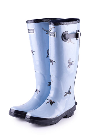Flying Duck Haze - Junior Wistow Wellingtons