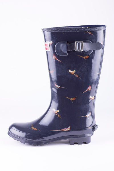 Pheasant - Junior Wistow Wellingtons