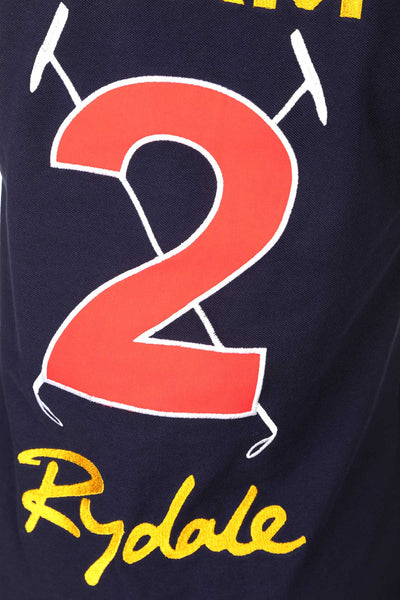 Navy - Katie Team Rydale Polo Shirt