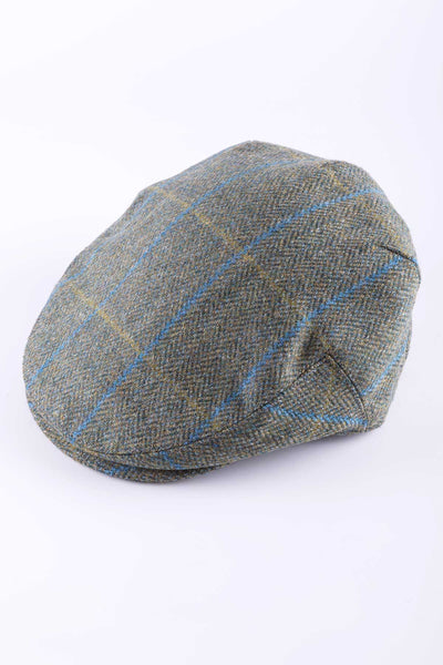 Pattern 19 - Keepers Tweed Flat Cap