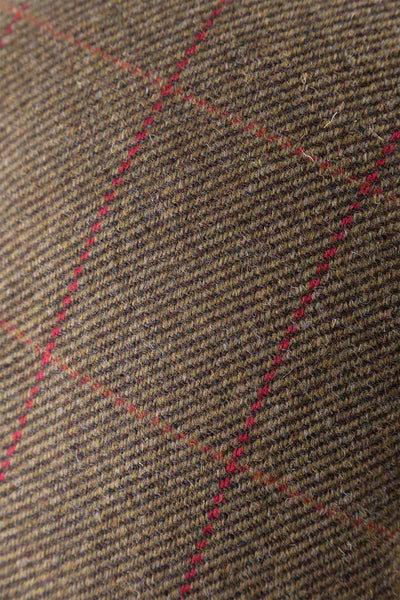 Pattern 20 - Keepers Tweed Flat Cap