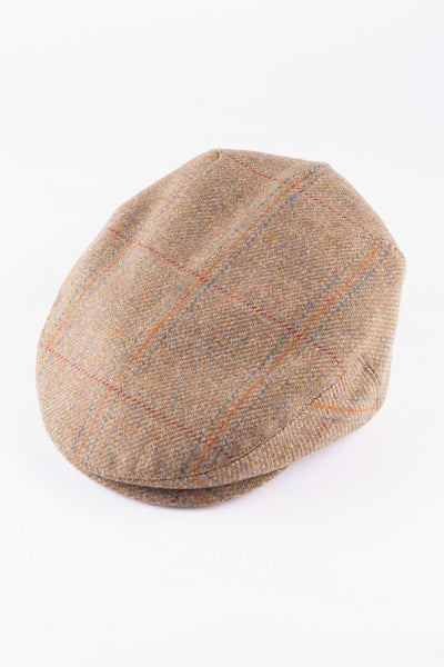 Pattern 10 - Keepers Tweed Flat Cap
