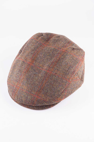 Pattern 14 - Keepers Tweed Flat Cap