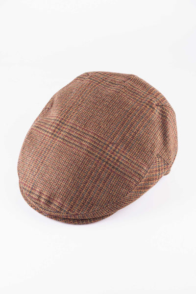 Pattern 15 - Keepers Tweed Flat Cap