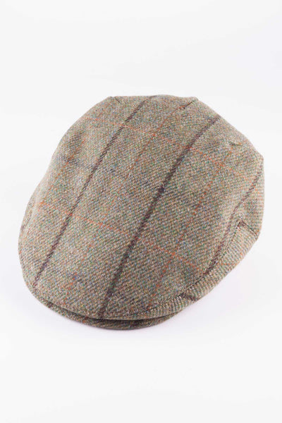 Pattern 22 - Keepers Tweed Flat Cap