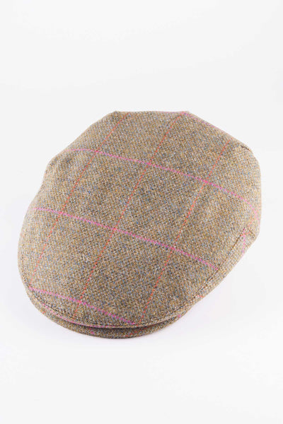 Pattern 23 - Keepers Tweed Flat Cap