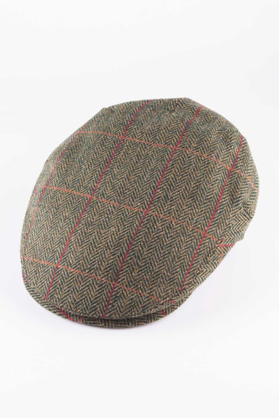 Pattern 24 - Keepers Tweed Flat Cap
