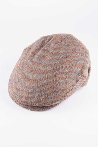 Pattern 26 - Keepers Tweed Flat Cap