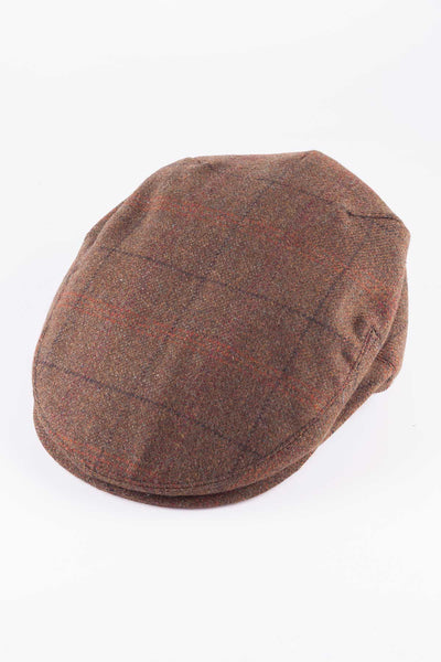 Pattern 31 - Keepers Tweed Flat Cap