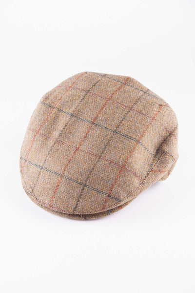 Pattern 4 - Keepers Tweed Flat Cap