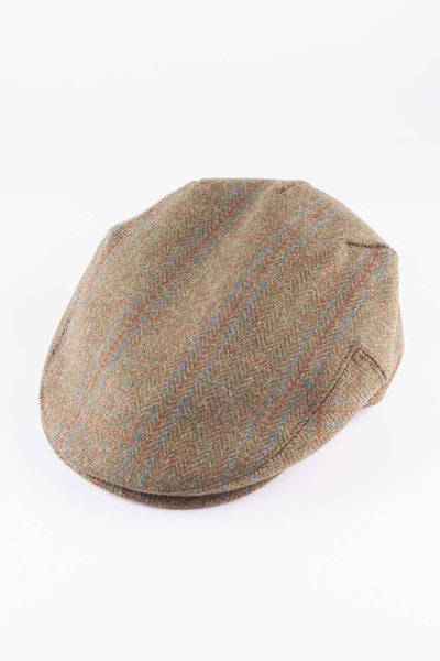 Pattern 5 - Keepers Tweed Flat Cap
