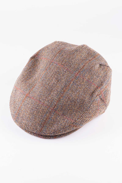 Pattern 9 - Keepers Tweed Flat Cap