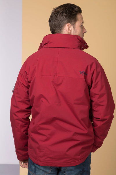Deep Red - Mens Kelbrook II Jacket