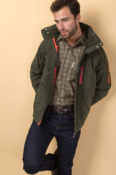 Dark Olive - Mens Kelbrook II Jacket
