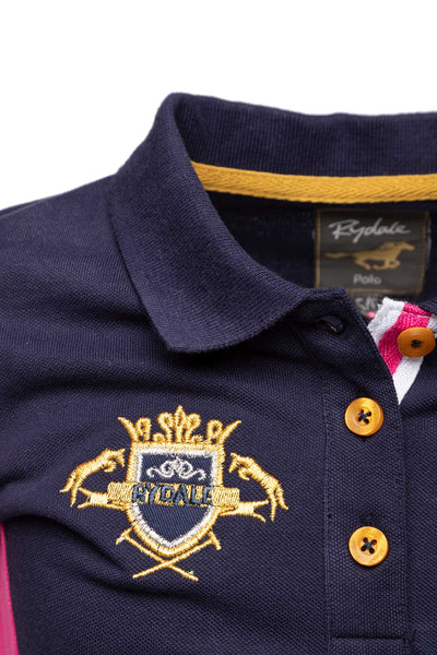 Navy - Kids Polo Shirt