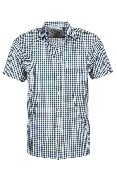 Kirkburn Green - Short Sleeved Shirt