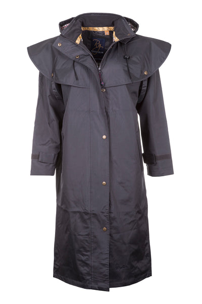 Gunmetal - Ladies Knapton II Riding Coat