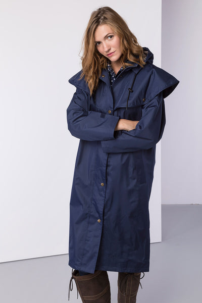 Navy - Ladies Knapton II Riding Coat