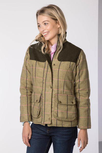 Megan - Ladies Bramham II Tweed Jacket