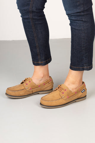 Ladies Cayton II Deck Shoes